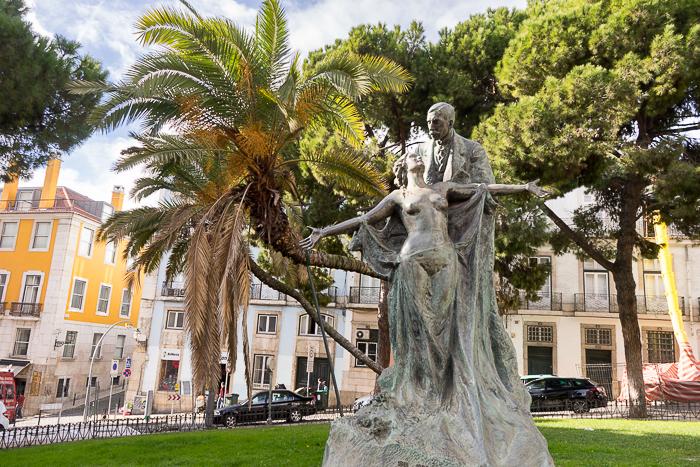 Erotic Statue Lisbon