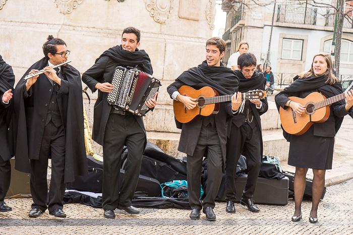 Tuna Band Lisbon