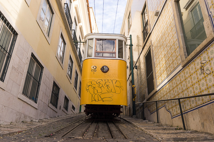 Funicular Lisbon Blog