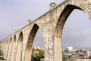 Lisbon Water Aqueduct