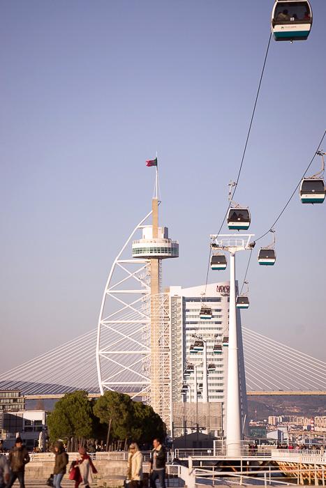 Lisbon Gondola