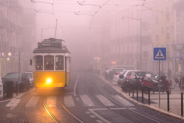 Tram #28