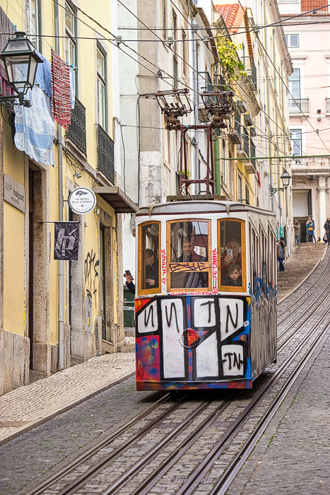 Elevator To The High Life Bica And Bairro Alto Lisbon For 91 Days