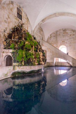 Amoreiras Cistern