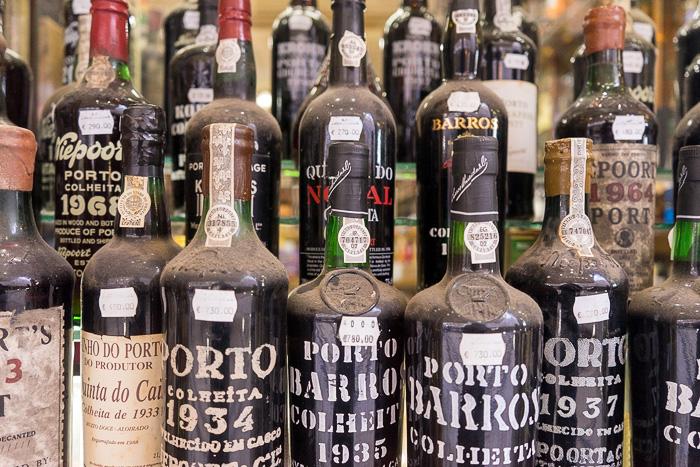 Port Wine Lisbon