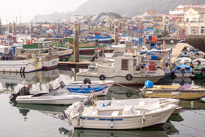 Setubal Port