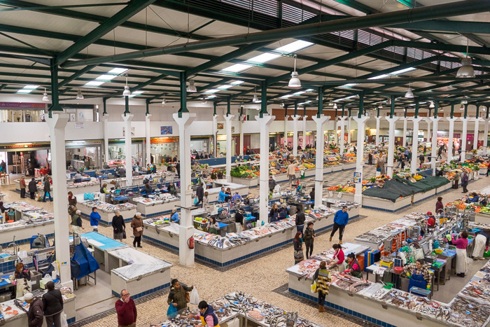 Setubal Market