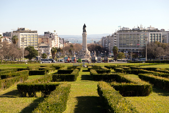 Parque de Eduardo VII